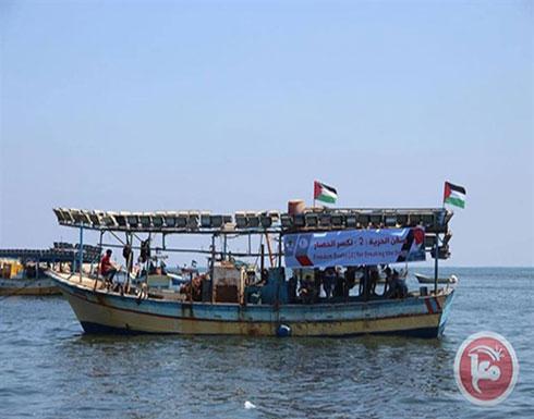 أسطول كسر الحصار يقترب من غزة