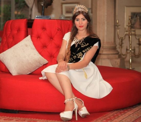 """""""فضيحة"""" .. تزوير اسم ملكة حسناوات العرب في المغرب!"""