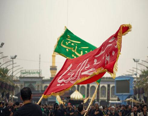 """مليون و530 ألف زائر يدخلون العراق في """"أربعينية"""" الحسين"""