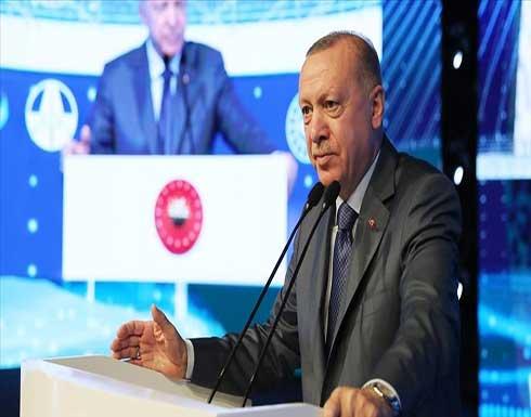 أردوغان: قناة إسطنبول لإنقاذ مستقبل المدينة