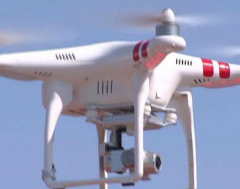إسقاط  طائرة استطلاع حوثية في مطار أبها