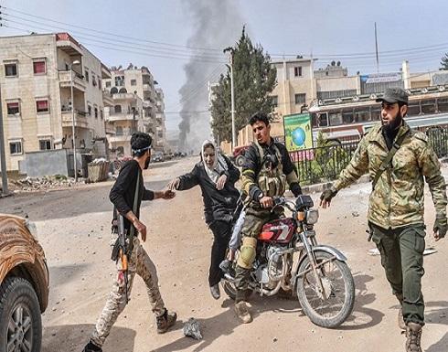 قتيل وجرحى في انفجار مفخخة بعفرين السورية (شاهد)