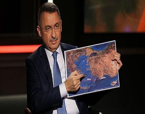 أوقطاي: تركيا لن تتنازل عن شبر من أراضيها لأي كان