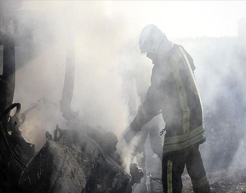سوريا.. مقتل مدني وإصابة 8 آخرين بتفجير إرهابي في عفرين