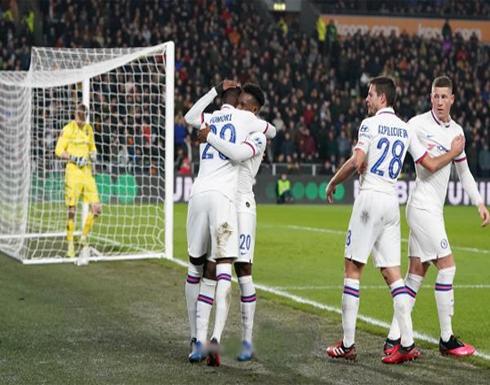 بالصور: تشيلسي يمر بصعوبة من هال سيتي في كأس إنجلترا