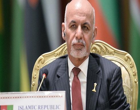 الرئيس الأفغاني يبحث مع الرئيس الأمريكي الانسحاب المرتقب من أفغانستان