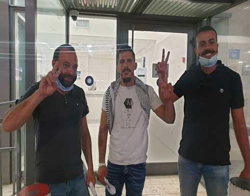 اعتقالات بمظاهرات في الداخل المحتل نصرة للأسرى