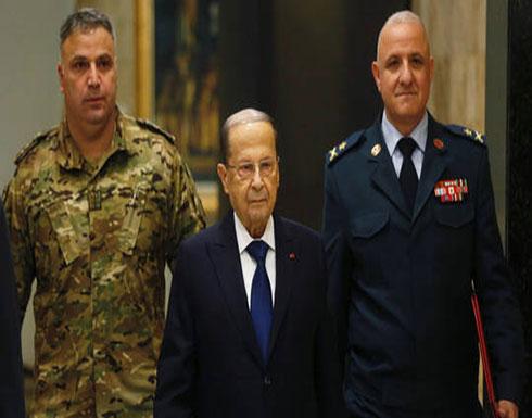 الرئيس اللبناني: هدف حوار بعبدا هو تفادي الانزلاق نحو الأسوأ وإراقة الدماء