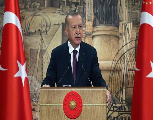 أردوغان: فلنجعل المتوسط بحيرة سلام