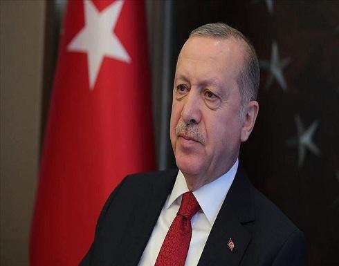 أردوغان: هدفنا تجاوز الفترة العصيبة بأسرع وقت وأقل خسائر