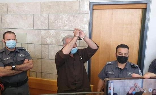محكمة الاحتلال تمدد اعتقال الشيخ الخطيب للمرة الخامسة