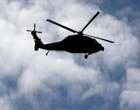 مصرع طيارين اثنين في تحطم مروحية للبحرية الأمريكية بأريزونا