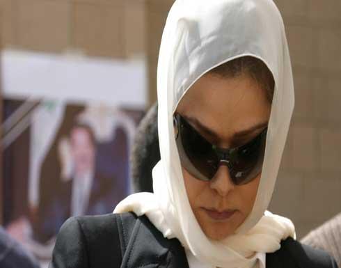 رغد صدام حسين تنعى محامي والدها