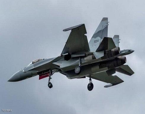 """بالصور.. تجهيز الدفعة الأولى من مقاتلات """"سوخوي 35"""" إلى مصر"""