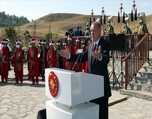 أردوغان: نسعى جاهدين لإيصال تركيا إلى المكانة التي تستحقها