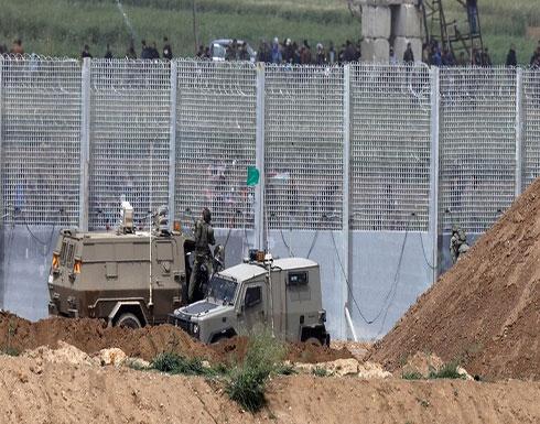 الجيش الإسرائيلي يعلن مقتل 3 فلسطينيين على الحدود مع قطاع غزة