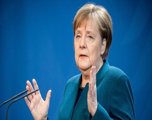 """ميركل: استخدام برنامج """"بيغاسوس"""" الإسرائيلي جرى في إطار القانون الألماني"""