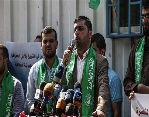 حماس: تصاعد العمليات الخيار الأمثل لوقف جرائم إسرائيل
