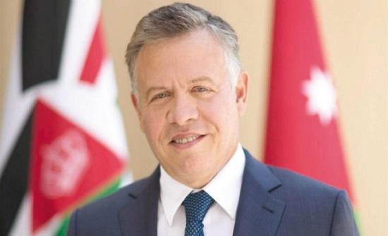 الملك يلتقي وزير الخارجية التركي