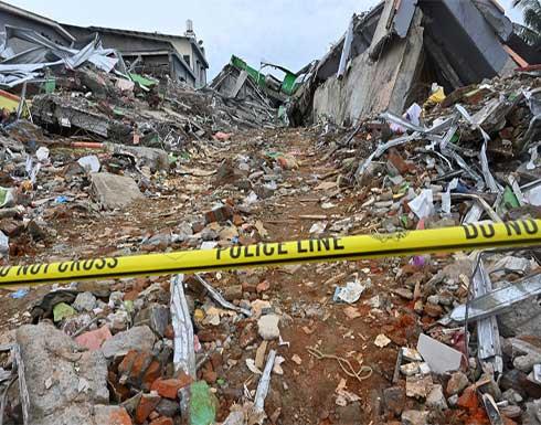 تحذير من تسونامي بعد زلزال بقوة 7,2 درجات قبالة الساحل الشمالي الشرقي لليابان