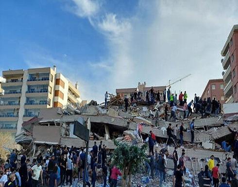 قتلى وجرحى في زلزال ضرب غرب تركيا