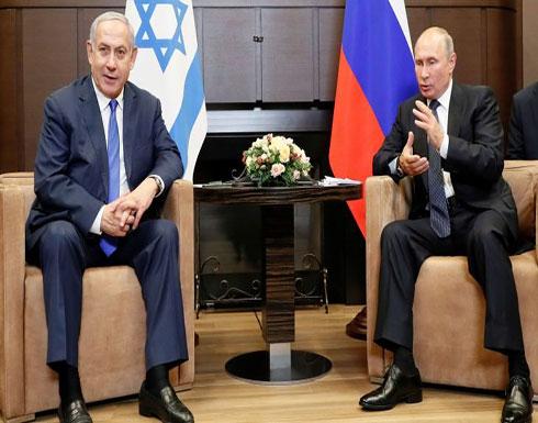 مطالب بوتين وأوراق نتنياهو: هكذا تتكامل الأدوار في إطلاق سراح يسسخار