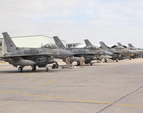 وصول سرب من الطائرات الحربية الإماراتية إلى الأردن
