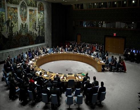 رئيس مجلس الأمن : سنواصل التشاور لتمديد آلية المساعدات لسوريا