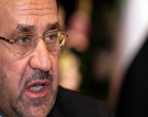 """المالكي يرفض تشكيل حكومة """"نتائج مزورة"""".. والعبادي يرد"""