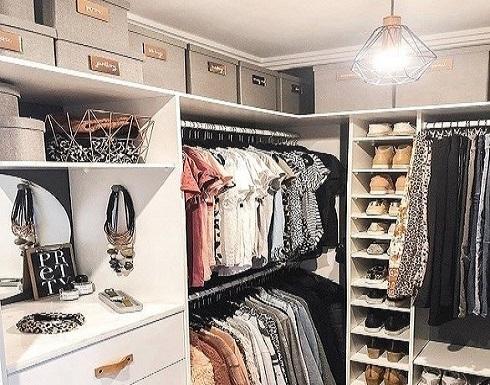 دوران خزانة الملابس أفضل وسيلة لتوفير الوقت والنقود