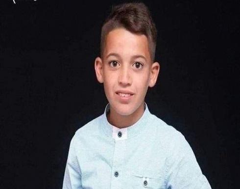 استشهاد طفل فلسطيني برصاص الاحتلال قرب رام الله
