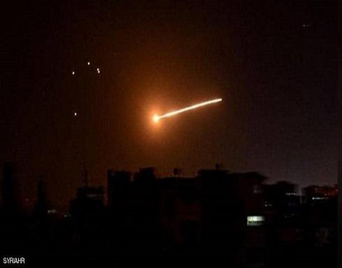 """11 قتيلا بقصف إسرائيلي جنوبي دمشق.. من بينهم """"غير سوريين"""""""