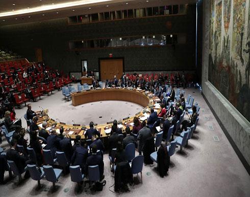 """ليبيا.. تصويت في مجلس الأمن على وقف """"غير مشروط"""" للنار"""