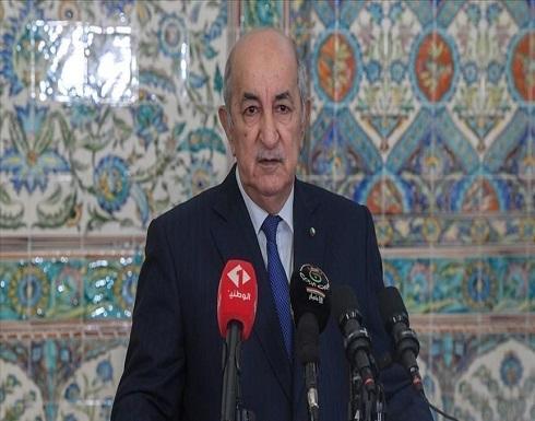 الرئيس الجزائري: الصندوق سيكون الفيصل في انتخابات السبت