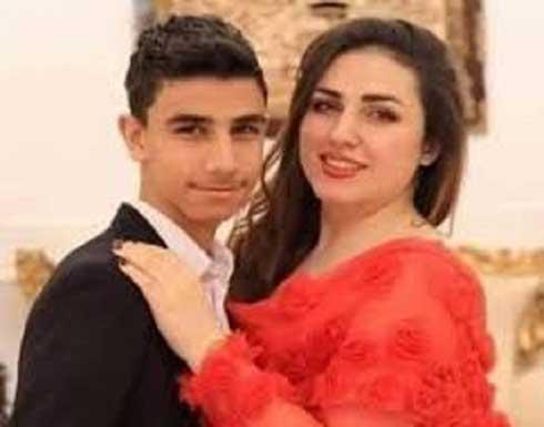 عراقي تزوج فتاة أكبر منه بـ 12 عاماً .. تفاصيل الصورة التي هزت مواقع التواصل!