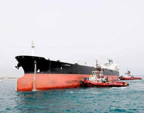 """إيران تلجأ إلى """"الحيلة القديمة"""" لتخزين النفط"""