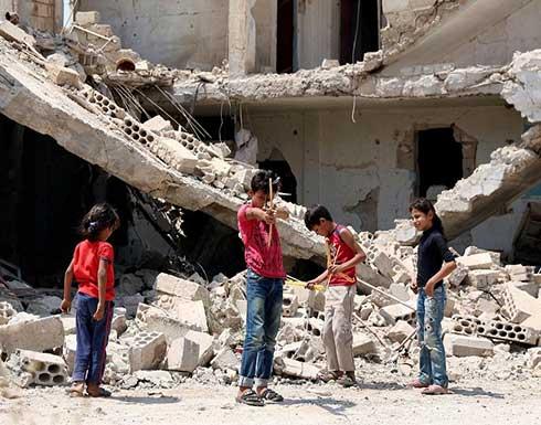 أهالي درعا يناشدون الاردن التدخل لوقف قصف النظام على مدينتهم