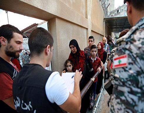 ضغوط لإجبار اللاجئين السوريين بلبنان على انتخابات الأسد