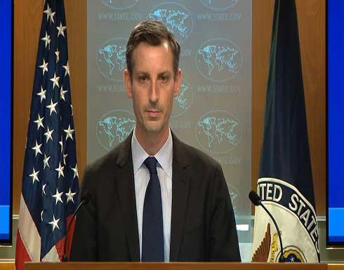 الولايات المتحدة: ملء إثيوبيا سد النهضة سيؤدي على الأرجح إلى زيادة التوتر