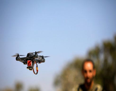 مواطن لبناني يعثر على طائرة مسيرة إسرائيلية جنوبي البلاد