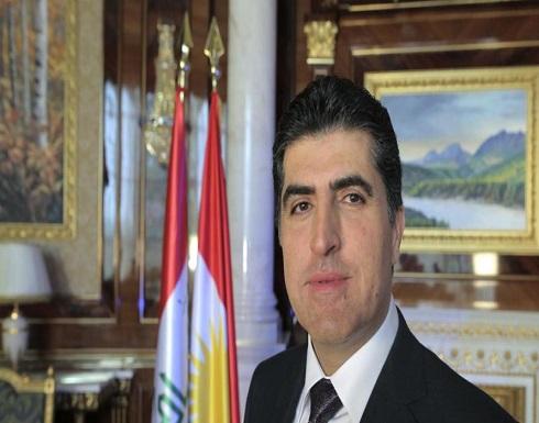 برلمان كردستان العراق ينتخب نيجرفان بارزاني رئيسا للإقليم
