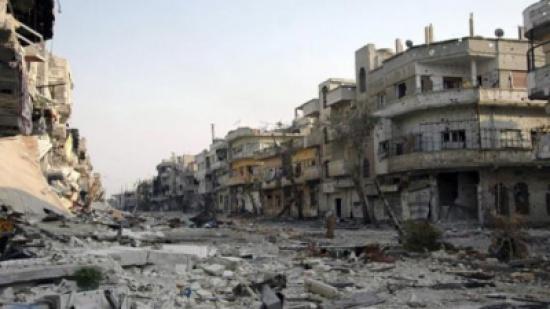 """النظام السوري يقترح """"مباراة ودية"""" مع شرق حلب"""