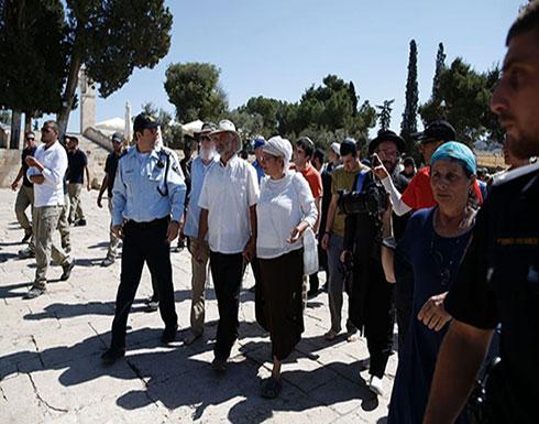 مستوطنون يقتحمون الأقصى بعد مطالبات بإغلاقه أمام المصلين