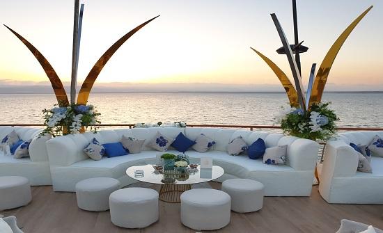 الأردن  : نجحنا في استقطاب سياح لإقامة حفلات زفافهم في البحر الميت
