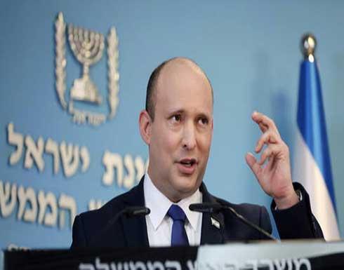 """بينيت يبحث مع بايدن خطط صد """"التصرفات الإيرانية"""" وأوضاع غزة وسوريا ولبنان"""