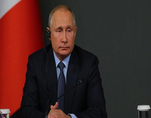 بوتين: صادراتنا من الأسلحة لا تستهدف أمن دول أخرى