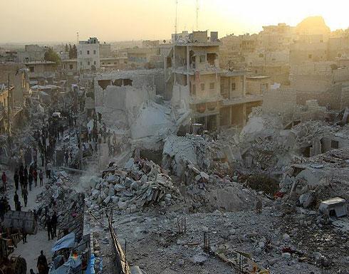 شبكة حقوقية: القوات الروسية قتلت 5783 مدنيا سوريا بينهم 1596 طفلا