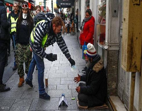 """منظمة: الفقر يتفشى في فرنسا بدرجة """"خطيرة جدا"""""""