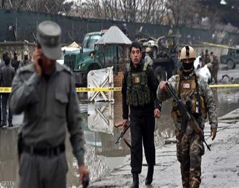 مقتل 8 عناصر شرطة بهجوم لطالبان على مخفر غربي أفغانستان