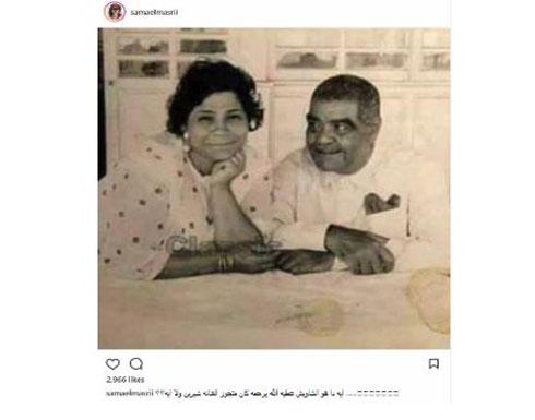 بالصور - فنانة مصرية تحاول التهكم على شيرين... اليكم التفاصيل